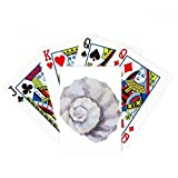 Colorful Marine Life Snail Illustration Poker Playing Card Tabletop Board Game Gift