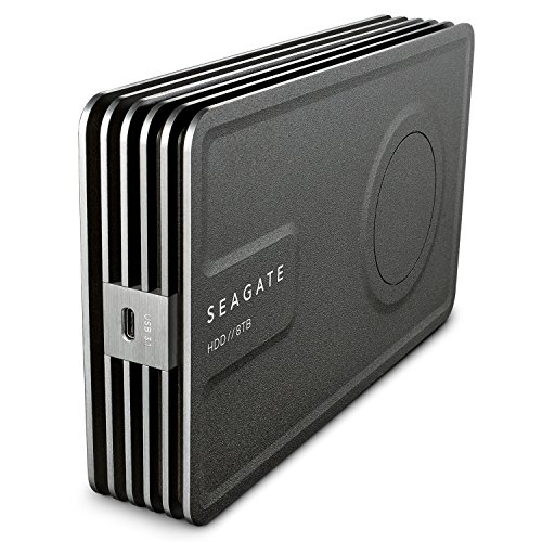 Seagate Innov8 8TB Desktop USB-C Hard Drive