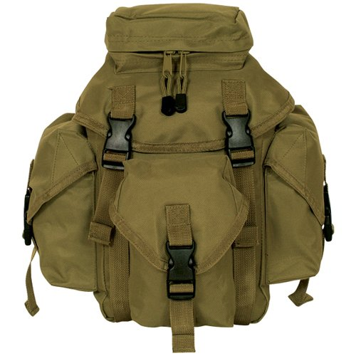 - Fox Outdoor Products Recon Butt Pack, Coyote