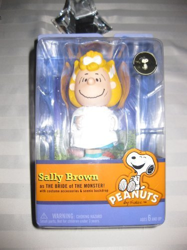 Peanuts Sally Brown As The Bride Of The