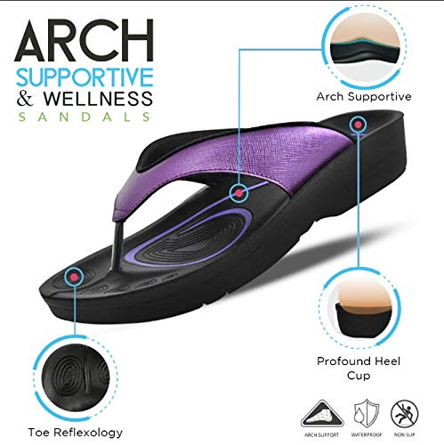 AEROTHOTIC-Original-Orthotic-Comfort-Thong-Sandal-and-Flip-Flops-with-Arch-Support-for-Comfortable-Walk