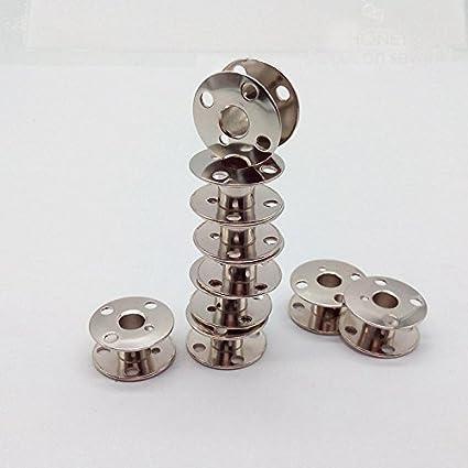 HONEYSEW Recambios maquina de coser domestica canilla Para 66 Singer #172222 /32522 (20Pack