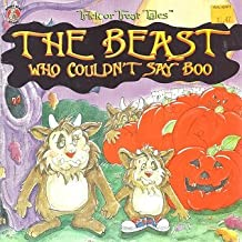The beast who couldn't say boo (Honey bear books)