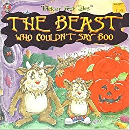 Book The beast who couldn't say boo (Honey bear books)