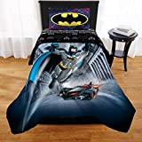 Batman Twin/Full Comforter and Sham