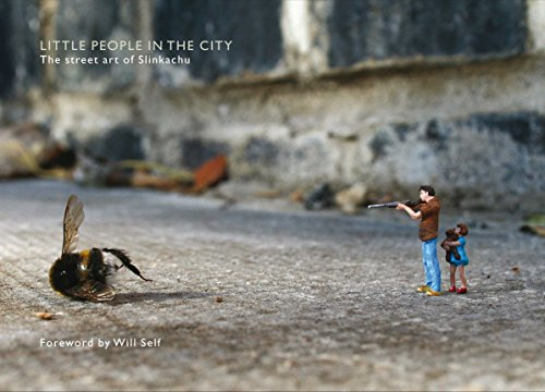 Little People in the City: The Street Art of Slinkachu - Architectural Pan