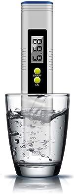 PH Meter, Digital PH Meter 0.01 PH High Accuracy Water Quality
