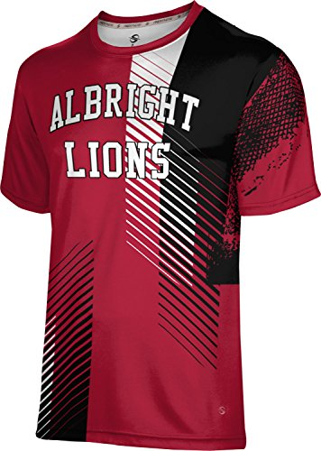 ProSphere Men's Albright College Hustle Tech Tee - In Pa Shopping College State