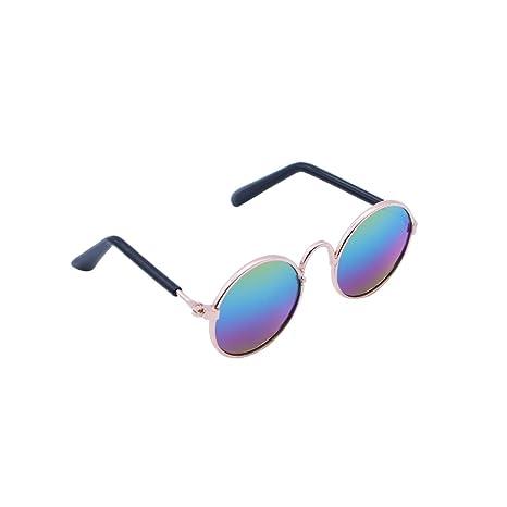 UKCOCO Gafas de Sol para Mascotas, Gafas de Gatos y Gafas de Sol para Perros