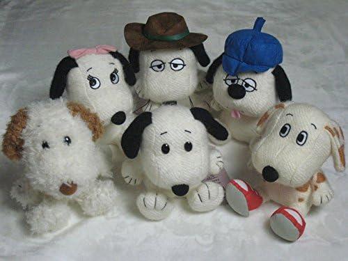 Snoopy Museum Plush