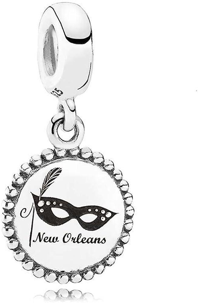 PANDORA USB791169-G040 New Orleans Charm: Amazon.ca: Jewelry