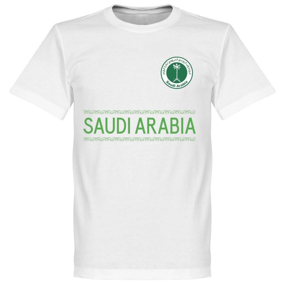 サウジアラビアRetakeチームTee – ホワイト B07CBTHQFM  XXXXL