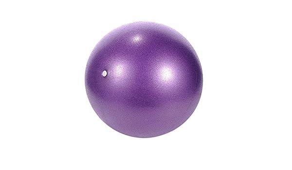 Concey Pelota de Yoga pequeña de 25 cm Bola de Equilibrio de ...