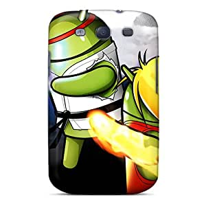 Special Design Back Street Fighter Droid Phone Case Cover For Galaxy S3