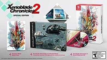 Xenoblade Chronicles 2 - Edición Especial - Nintendo Switch - Special Limited Edition