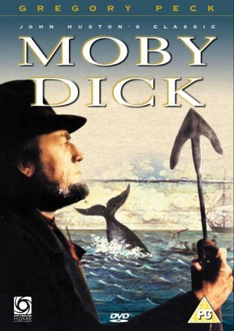 Moby Dick [DVD] [1956] by Gregory Peck: Amazon.es: Gregory Peck, Richard Basehart, Leo Genn, James Robertson Justice, Harry Andrews, John Huston: Cine y Series TV