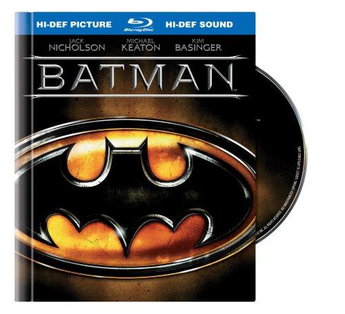 Batman (20th Anniversary Edition Blu-ray Book Packaging)