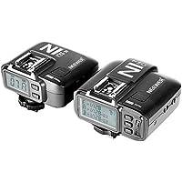 Neewer N1C E-TTL 2.4 G 32 Channels Wireless Flash Trigger( 1*Transmitter+1*Receiver) For Canon 5D Mark II/III,70D 60D 550D DSLR Camera,Studio Flash and Flash Speedlite