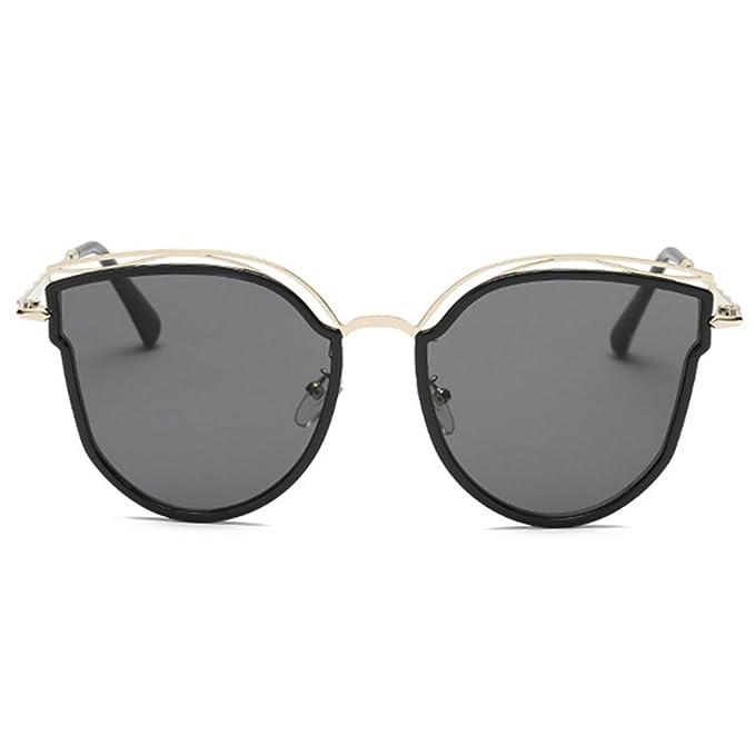 XGLASSMAKER Gafas De Sol Polarizadas Tendencia Retro Gafas De Sol De Conducción Esencial, A-No Polarizado: Amazon.es: Ropa y accesorios