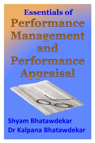 Essentials of  Performance Management and  Performance Appraisal (Essentials of a Subject Book 8)