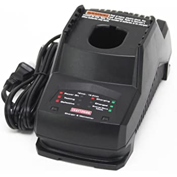Craftsman Slow Charger 18 Volt 140295004 With Operator S