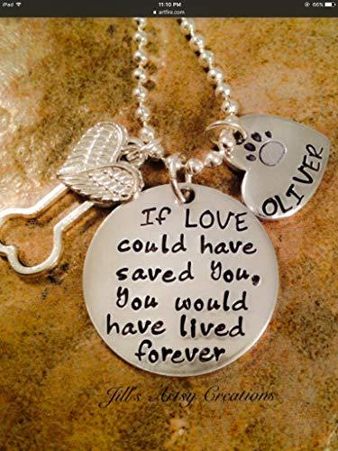 - Pet Loss Necklace