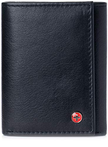 extra capacity trifold wallet - 9