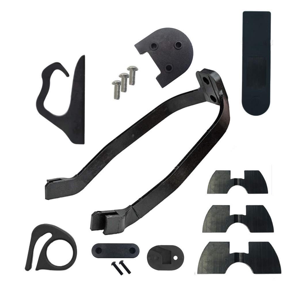 Pro Parte di riparazione YIDOU Scooter Parafango Light Clamped Guard Ring Pastiglie freno a disco Cavalletto per Xiaomi M365