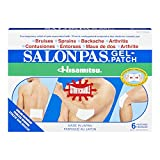 Salonpas Gel-Patch Cooling, 6 Count