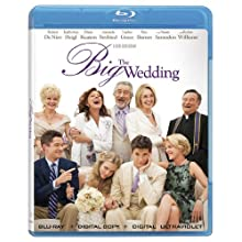 The Big Wedding [Blu-ray + Digital] (2013)