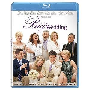 The Big Wedding [Blu-ray + Digital] (2013)