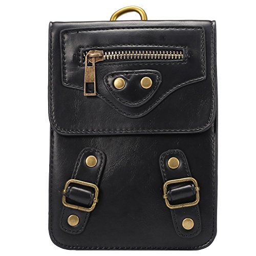 cell-phone-purse-bag-pattern-leather-wallet-side-pouch-waist-bag-with-carabiner-hook-for-apple-iphon