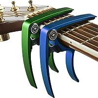 Nordic Essentials Aluminum Metal Universal Guitar Capo,...