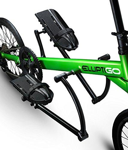 ElliptiGO Arc - The World's First Outdoor Elliptical Bike (Green)
