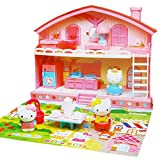 Sanrio Japan Hello Kitty Play House Set