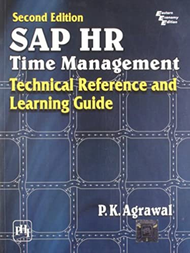 buy sap hr time management technical reference and learning guide rh amazon in sap hr india payroll technical reference and learning guide pdf sap hr india payroll technical reference and learning guide pdf