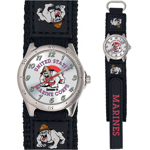 Game Time Marines Future Star Series Watch