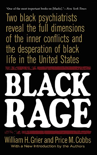 Black Rage by William Grier and Price Cobbs
