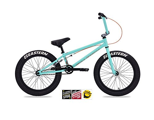 EASTERN COBRA BMX BIKE 2017 BICYCLE TEAL