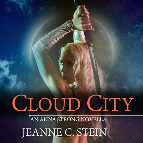 Bargain Audio Book - Cloud City  An Anna Strong Novella