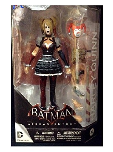 Arkham KNIGHT HARLEY QUINN 7in. Figure Toy in stock DC Collectibles Comics ()