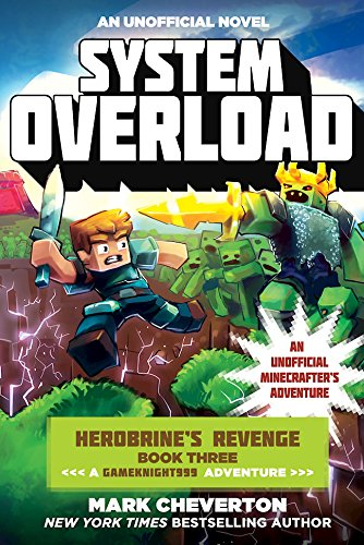 System Overload Herobrine s Gameknight999 Minecrafter s product image
