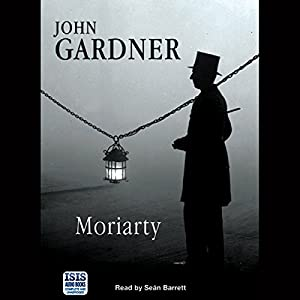 Moriarty Audiobook