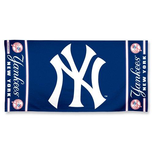"New York Yankees MLB Beach Towel """