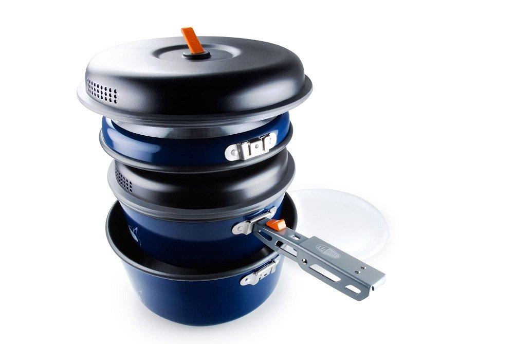 GSI Outdoors Bugaboo Base Camper Kit de Cocina, Unisex Adulto,, S 44222