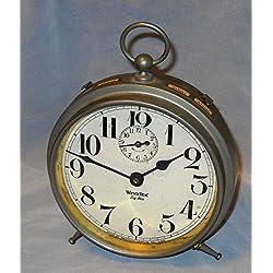 Home Comforts LAMINATED POSTER Antique Vintage Alarm Big Ben Alarm Clock Time Poster