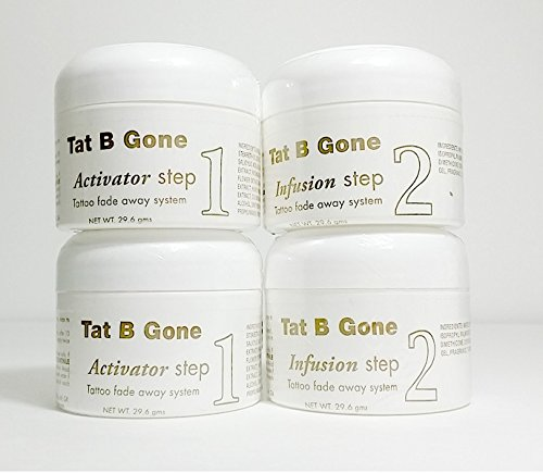 Tat B Gone Tattoo Removal System 2 Month - B-gone Kit