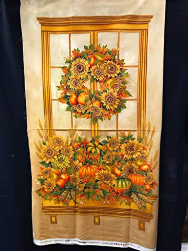 Thanksgiving/Harvest Quilted Wall-hanging -