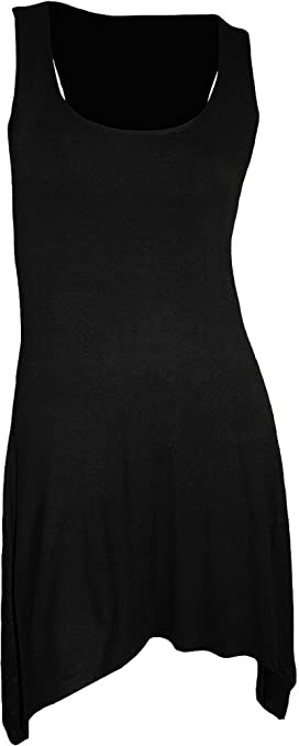 Goth Black Rock Style Dress
