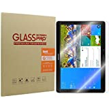 Samsung Galaxy Note/Tab Pro 12.2 Tempered Glass Screen Protector by Rerii, 9 H Hardness, 0.3mm Thickness,Made From Real Glass, Shatterproof, High Definition Clear Tempered Glass, Oleophobic Coating, Retail Safety Packing